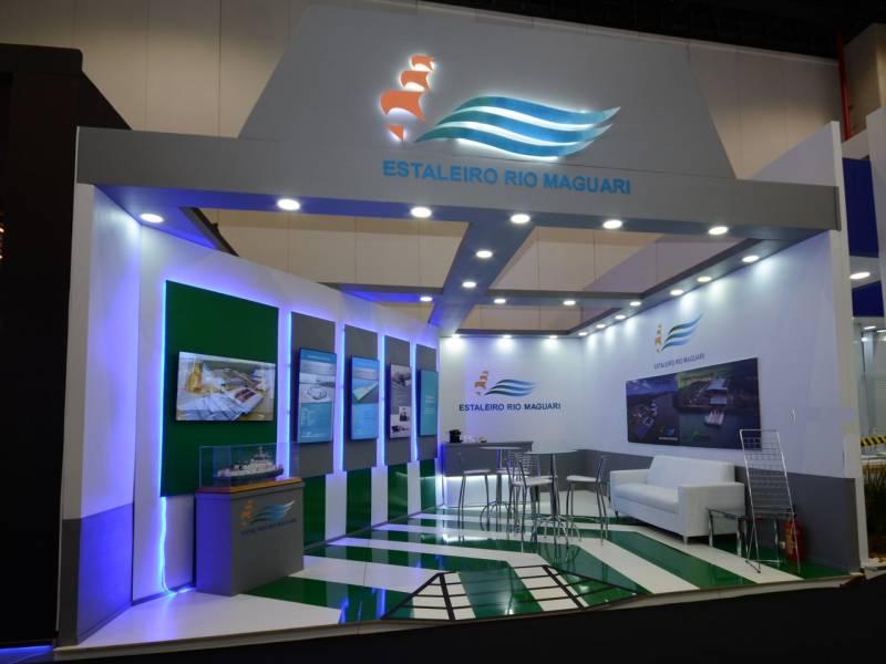 Decoração Stand Feira Preço Aracaju - Decoração Stand Automóveis