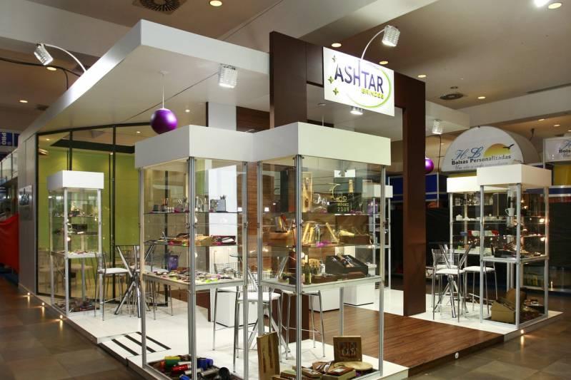 Display para Feiras Promocionais Vila Tramontano - Display para Divulgação de Produtos