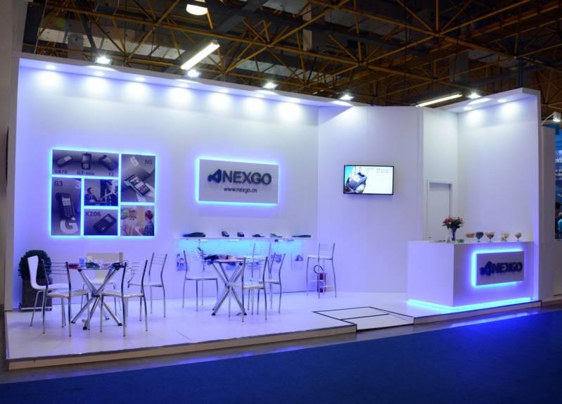Montagem de Expositores de Eventos Corporativos São Domingos - Montagem de Expositor para Eventos Promocionais