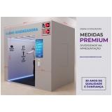 cabine de higienização para shopping Jaboticabal