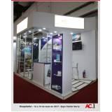 desmontagens de stand para divulgação de produtos Jaraguá