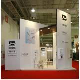 display para divulgação de produtos preço Campo Grande