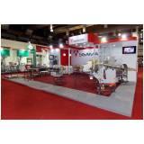 empresa de montagem de stand de vendas Belo Horizonte
