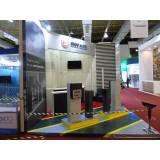 empresa de stand personalizado para divulgação de produtos Aracaju