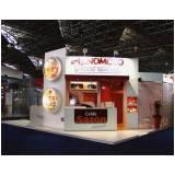 empresa de stand personalizado para exposição Mooca