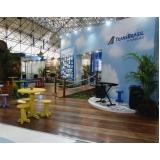 empresa para decoração de stand em feiras Jardim Everest