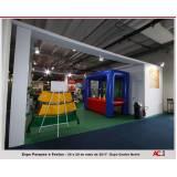 empresa para desmontagem de stand para eventos Bauru