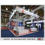 manutenção de display de eventos corporativos preço Indianópolis
