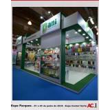 manutenção de display de eventos corporativos Santa Isabel