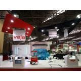 manutenção de displays para feiras de negócios São Domingos
