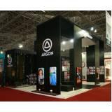manutenção de stand para feiras preço Lauzane Paulista