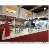 manutenção de stands para eventos portátil Vila Maria