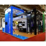 montadora de stand para feiras de empreendedorismo preço Jardim Marajoara
