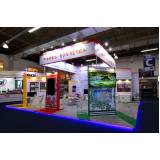 montadora de stand para feiras de inovação Vila Boaçava