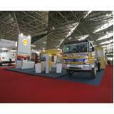 montadoras de pdv montado para eventos promocionais Cotia