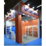 montadoras de stand para feiras de publicidade Carapicuíba