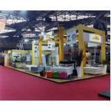 montagem de expositores para divulgação de produtos Itaim Paulista