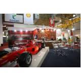 montagem de palcos para congresso Vila Formosa