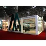 montagem de stand para eventos e exposições valor Praça da Arvore