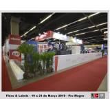 montagem de stand para eventos empresariais orçamento Itapecerica da Serra