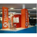 montagem de stand para exposição orçamento Vila Boaçava