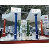 onde encontro manutenção de display de feiras e eventos Fortaleza