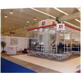 onde encontro manutenção de stand para feiras promocionais Pinheiros