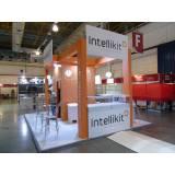 onde encontro montadora de stand para feiras de inovação Vila Maria