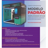 orçamento montagem de instalação de cabine de higienização para metrô São Lourenço da Serra