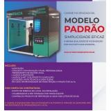 orçamento montagem de instalação de cabine de higienização para shopping Vargem Grande Paulista