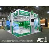 procuro por empresa de montagem de stand para feiras promocionais Alto de Pinheiros