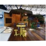 quanto custa stand para feiras de brindes promocionais Jardim Iguatemi