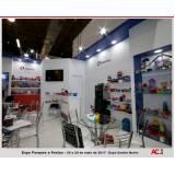 quanto custa stand personalizado para feira e eventos Belo Horizonte