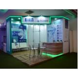 stand personalizado para divulgação de produtos valor Jaboticabal
