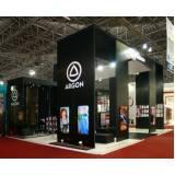 stand personalizado para exposição valor Brasília