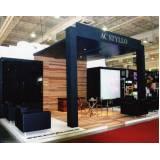 stand personalizado para feira de artesanato valor Perdizes
