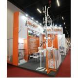 stand personalizado para feiras preço Indaiatuba