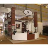 stands para feiras internacionais preço Hortolândia